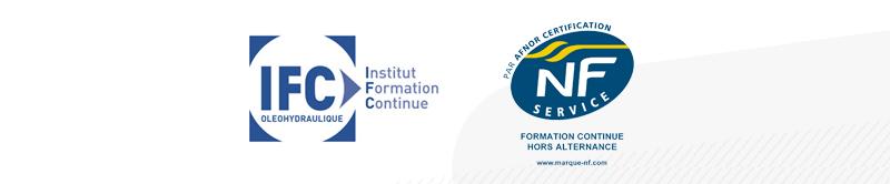 IFC certifié NF Service - Formation